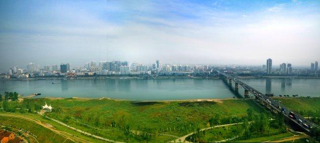 益阳沅江风景