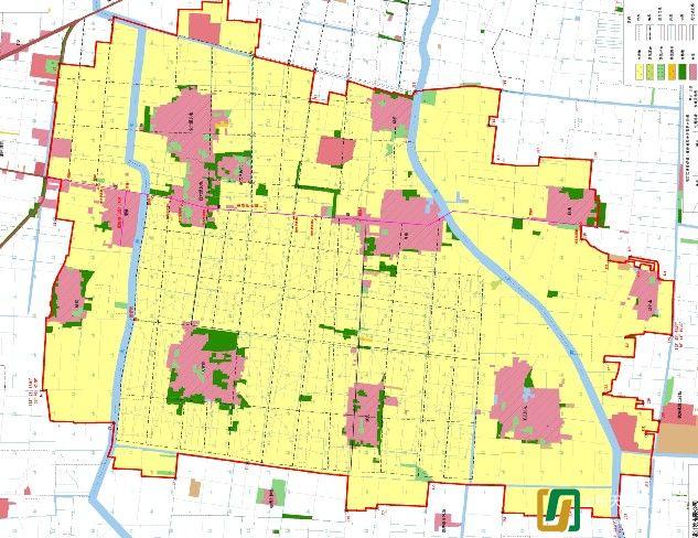 临清市康庄镇王里长屯等12村高标准基本农田建设项目