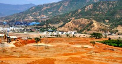 工矿废弃地复垦调整利用项目
