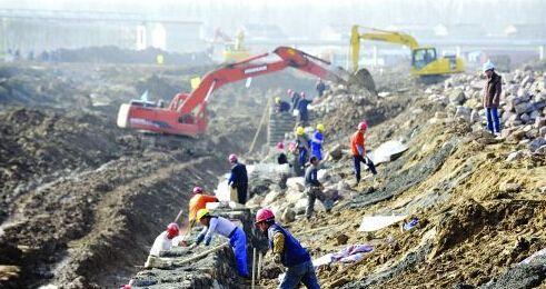 今年沐阳县获资金2838万元加强农田水利建设与管护