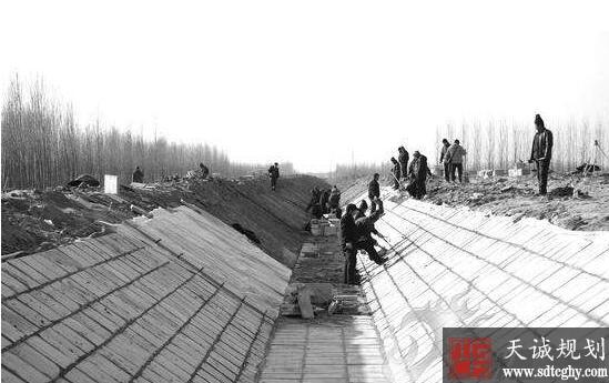 齐河县小型农田水利设施长期发挥效益惠民生