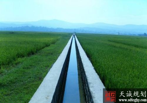 兰陵农田水利基础建设及运行管理受到领导的高度肯定