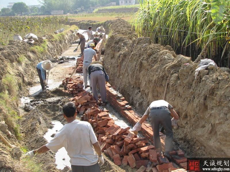 赤水镇农田水利建设提高农业生产能力增加农民收入水平