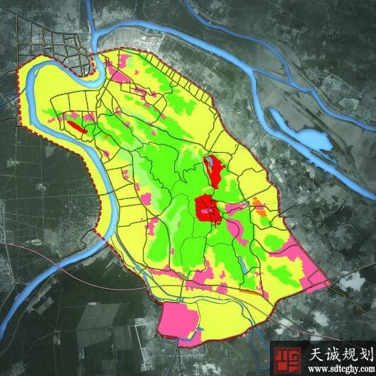 43个省级城市开展新一轮土地利用总体规划编制的试点工作