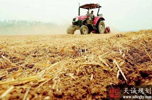 阜阳将农村土地综合整治纳入政府目标责任考核内容
