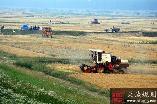 耕地是宝贵的资源 保护耕地也关乎乡村振兴