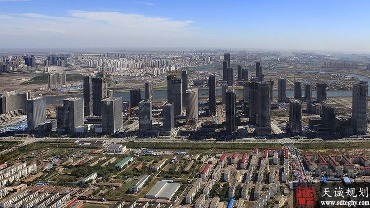 滨海新区土地规划获市政府批复限制城市发展规模避免无序扩张