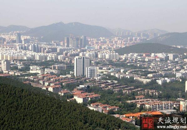 济南被列入全国四十个市级土地利用总体规划修编试点城市