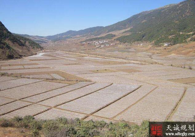 宁蒗县加强农田水利工程建设助推全县脱贫攻坚工作