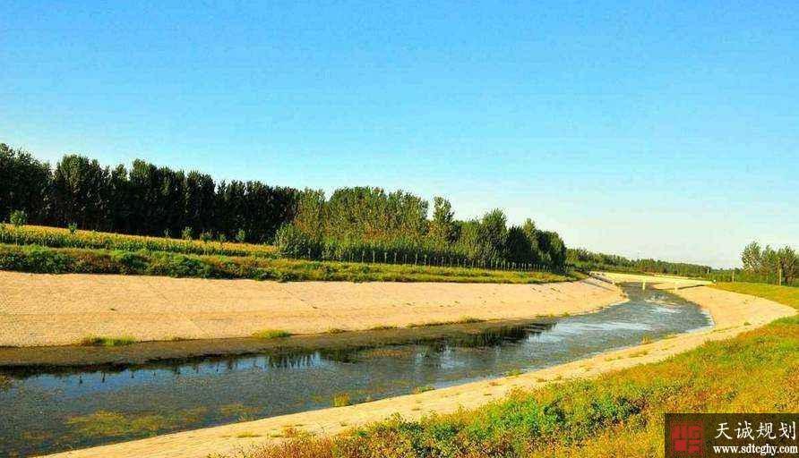 东阿县投资2154万元的2018年农田水利项目县工程通过验收