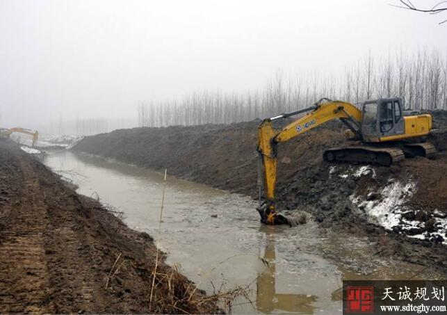 胡春华在山东、河北调研农田水利基本建设工作
