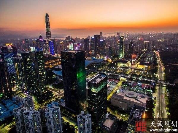 深圳国土空间节约高效利用实现40平方公里土地盘活
