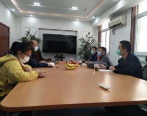 山东建筑大学专家教授来司就项目标准化及信息化交流座谈