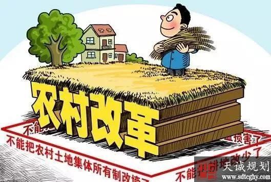 2020年实现农村集体产权制度改革试点覆盖所有涉农县
