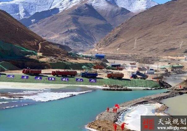 西藏防控建设两手抓 加快水利工程建设补齐短板