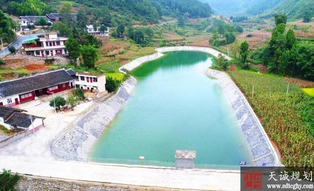 瓮安县农田水利为增收增产和扶贫产业发展奠定坚实基础
