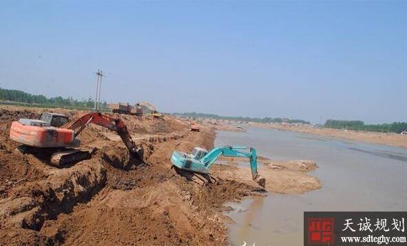 惠民县稳步推进水利基础设施空间规划资料准备工作
