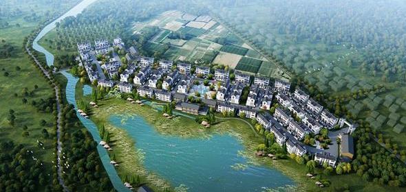 湖北省首笔全域土地综合整治省级试点项目2亿元贷款落地